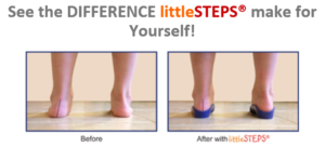 Little Steps difference