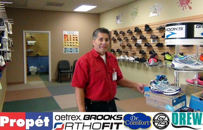 Diabetic Shoes in the Rio Grande Valley - Mediforce DME